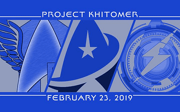 Announcing Project Khitomer