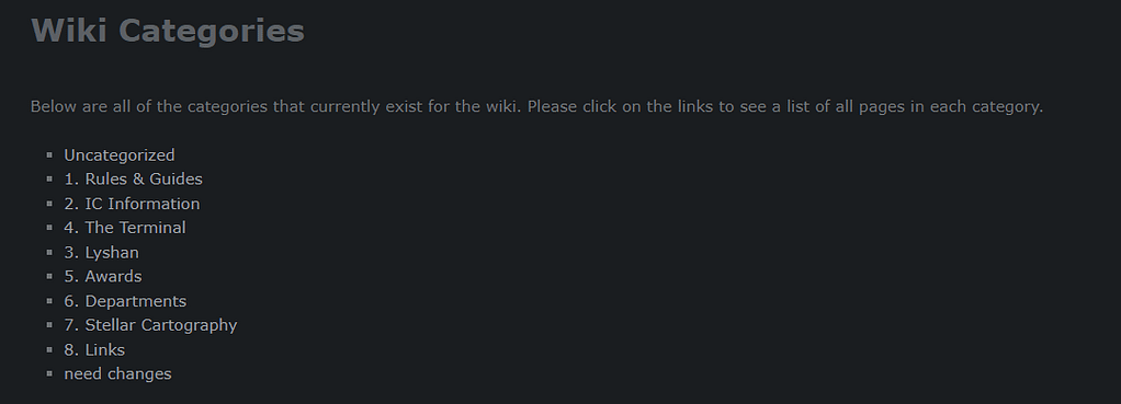 Nova Guide 102 - The Wiki Enigma