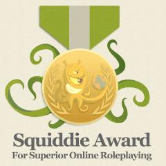 Squiddie!